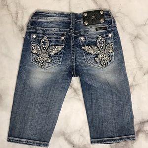 💥 Miss Me bermuda jean shorts JK5792M 10